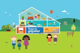 """Националната мрежа за децата започва изграждане на социално предприятие """"Къщата на децата"""""""