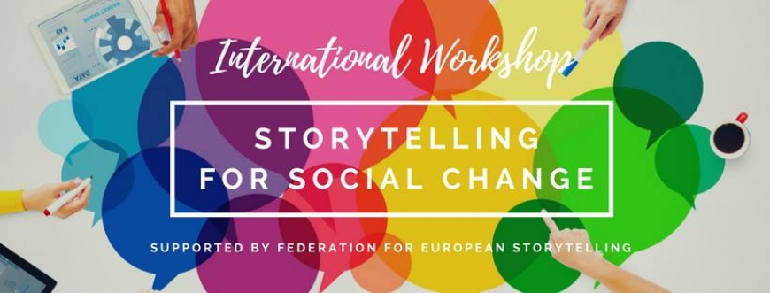 STORYTELLING FOR SOCIAL CHANGE